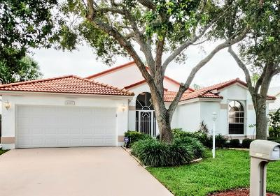 West Palm Beach Single Family Home For Sale: 4320 Camrose Lane