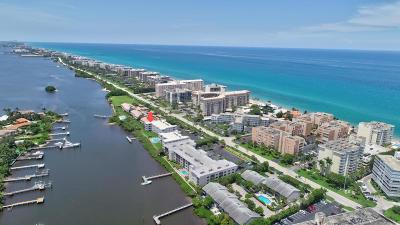 Palm Beach County Condo For Sale: 3501 S Ocean Boulevard #207