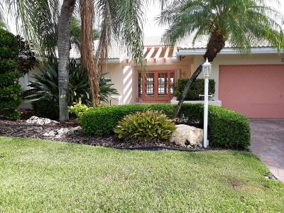 Boynton Beach Single Family Home For Sale: 2713 SW 23rd Cranbrook Drive