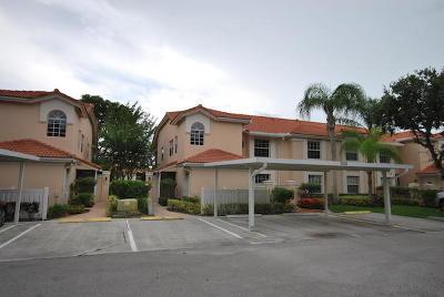Boynton Beach Condo For Sale: 7634 Majestic Palm Drive #201
