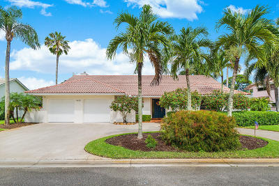 Boynton Beach FL Single Family Home For Sale: $475,000