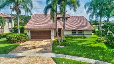 Boca Raton Single Family Home For Sale: 23108 L Ermitage Circle