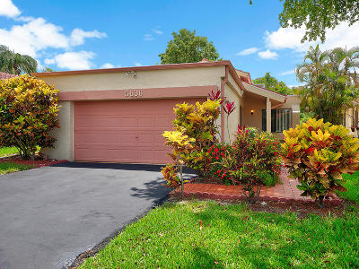 Boynton Beach Single Family Home For Sale: 5636 Ainsley Court