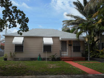 Flamingo Park, Flamingo Park Sec Single Family Home For Sale: 816 Avon Road