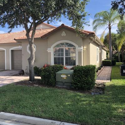 Boca Raton Single Family Home For Sale: 8411 Via Leonessa