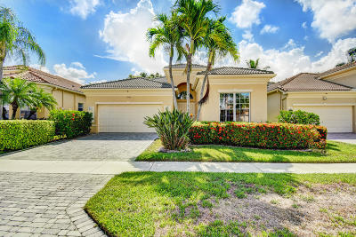 Delray Beach Single Family Home For Sale: 7007 Demedici Circle