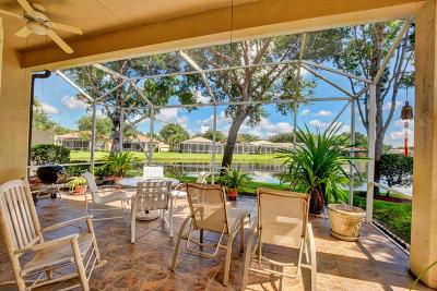 Boynton Beach Single Family Home For Sale: 12370 Landrum Way
