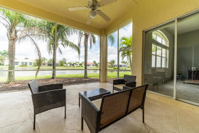 Boca Raton Single Family Home For Sale: 11153 Sandyshell Way