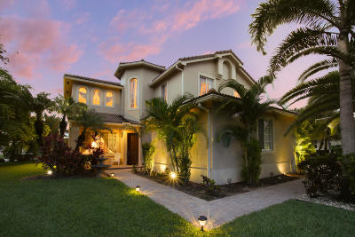 Wellington Single Family Home Contingent: 11737 Windsor Bay Place