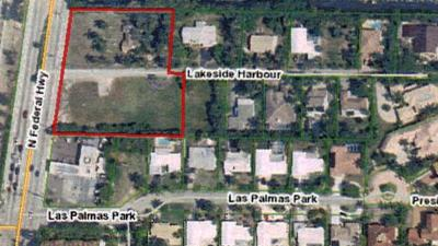 Boynton Beach Residential Lots & Land For Sale: 605 Lakeside Harbour