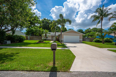 Boynton Beach FL Single Family Home For Sale: $309,999