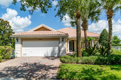 St Lucie County Single Family Home For Sale: 12385 SW Elsinore Drive