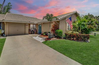Boynton Beach FL Townhouse For Sale: $265,000