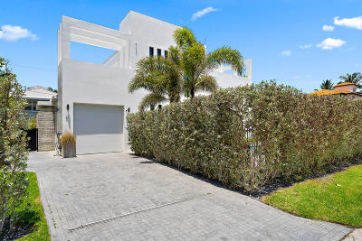 Palm Beach County Single Family Home For Sale: 21 Hersey Drive