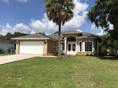 Single Family Home For Sale: 2338 SW Savona Boulevard