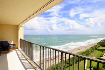 Jupiter Condo For Sale: 200 Ocean Trail Way #1209