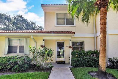 Boca Raton Townhouse For Sale: 6479 Boca Circle