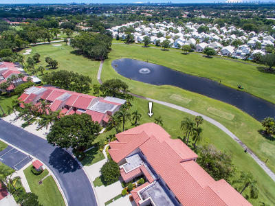 Palm Beach Gardens Townhouse For Sale: 838 Windermere Way