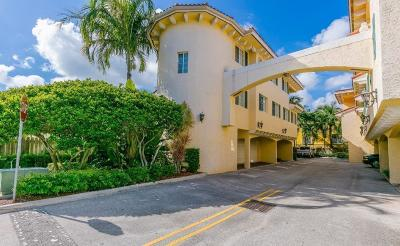 Fort Lauderdale Townhouse For Sale: 705 SE 13th Street #705
