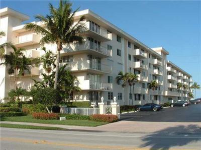 Juno Beach Condo For Sale: 630 Ocean Drive #105