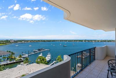 North Palm Beach Condo For Sale: 1208 Marine Way #701