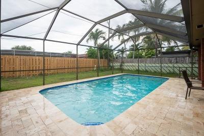 Sunrise Single Family Home For Sale: 9430 Sunset Strip