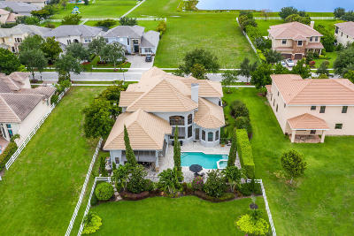 Boynton Beach FL Single Family Home For Sale: $1,099,199