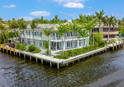 Boca Raton Single Family Home For Sale: 880 Berkeley Street