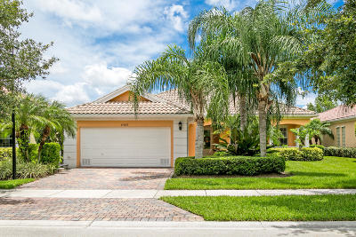 St Lucie County Single Family Home For Sale: 11307 SW Olmstead Drive