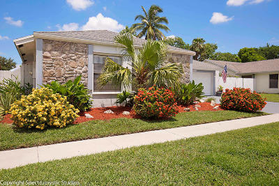 Boca Raton Single Family Home For Sale: 21368 Summertrace Circle