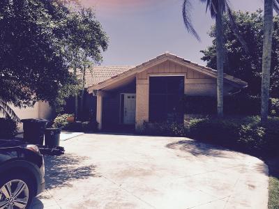 Boca Raton FL Rental For Rent: $3,300