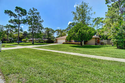 Palm Beach County Single Family Home For Sale: 12750 Timber Pine Trail