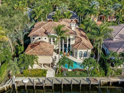 North Palm Beach Single Family Home For Sale: 772 Harbour Isles Place