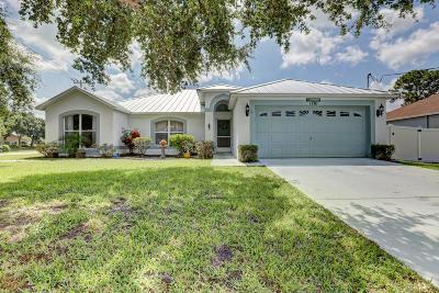 Port Saint Lucie, Saint Lucie West Single Family Home For Sale: 1701 SE Fairfield Street