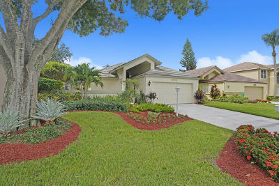 Delray Beach Single Family Home For Sale: 2730 Clearbrook Circle