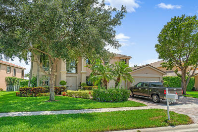 Lake Worth Single Family Home For Sale: 9826 Via Amati