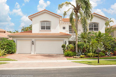 Boca Raton Single Family Home For Sale: 4176 NW Briarcliff Circle