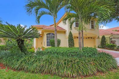 Palm Beach County Single Family Home For Sale: 4113 Dakota Place