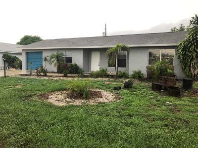 Single Family Home For Sale: 1607 NE 21st Terrace W