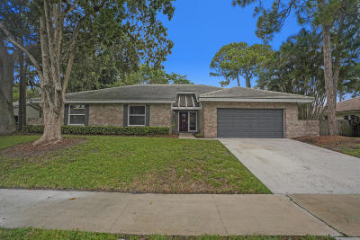 Boca Raton Single Family Home For Sale: 2623 Timbercreek Circle NW