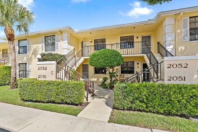 Jupiter Condo For Sale: 2051 Keystone Drive #C