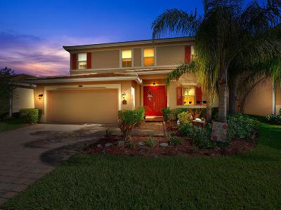 Port Saint Lucie Single Family Home For Sale: 11518 SW Halton Street