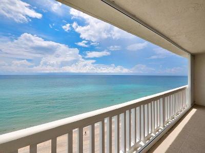 Condo For Sale: 3570 S Ocean Boulevard #900