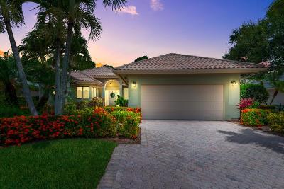 Stuart Single Family Home For Sale: 3456 SE Putnam Court