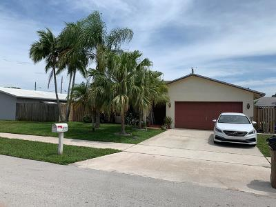 Deerfield Beach Single Family Home Contingent: 3370 SW 3rd Street