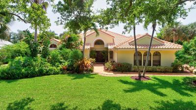 Delray Beach Single Family Home For Sale: 2335 Rabbit Hollowe Circle