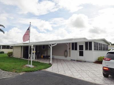 Mobile Home Sold: 34005 Baez Bay