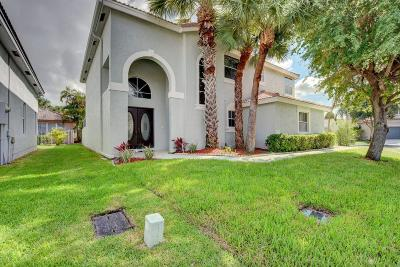 Boca Raton Single Family Home For Sale: 10869 Handel Place