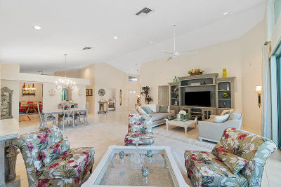 Boynton Beach FL Single Family Home For Sale: $323,000