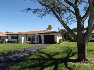 Boca Raton Single Family Home For Sale: 4230 NW 3rd Way